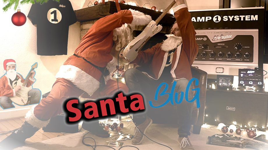 Santa Blug is coming to town…